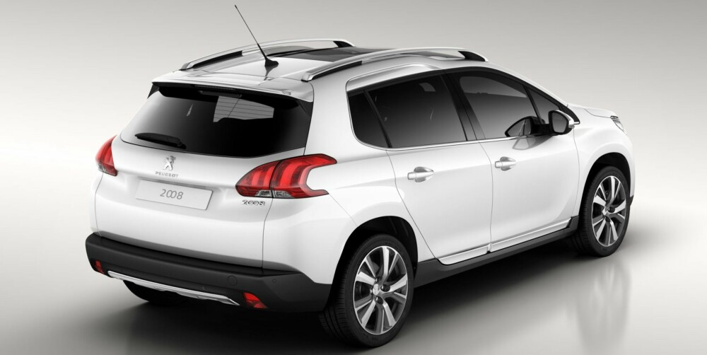 KOMMER: Peugeot 2008.