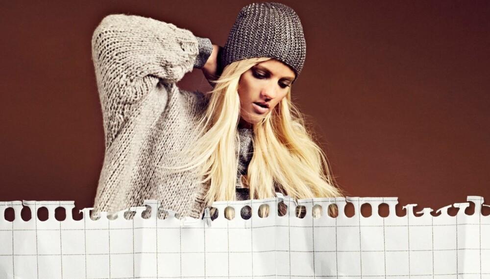 505b7c06 Denne fine jakka kan du strikke selv. Strikkeoppskriften finner du i  Kamille nr. 1