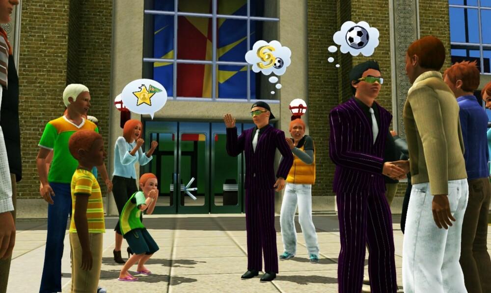 BUDSJETT: Sims 3 er blant de spillene som går helt fint på budsjettoppsett med billige skjermkort eller integrert grafikk.