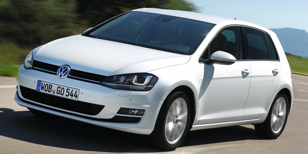 KUTTER SYLINDRE: Også 1,4 TSI ACT 140 hk verdt å se nærmere på. Den kutter ut sylindre ved lav belastning for å spare drivstoff og redusere utslipp. FOTO: VW