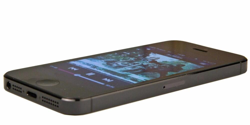 IKON: Om iPhone 5 får den samme ikoniske statusen som sine forgjengere gjenstår å se. Det er uansett en bra mobil om du alt er på innsiden av Apple-leiren.