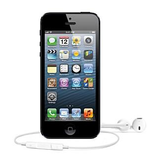 NYE PLUGGER: Apple har faktisk lagt ved et par nye øreplugger som ganske ok.