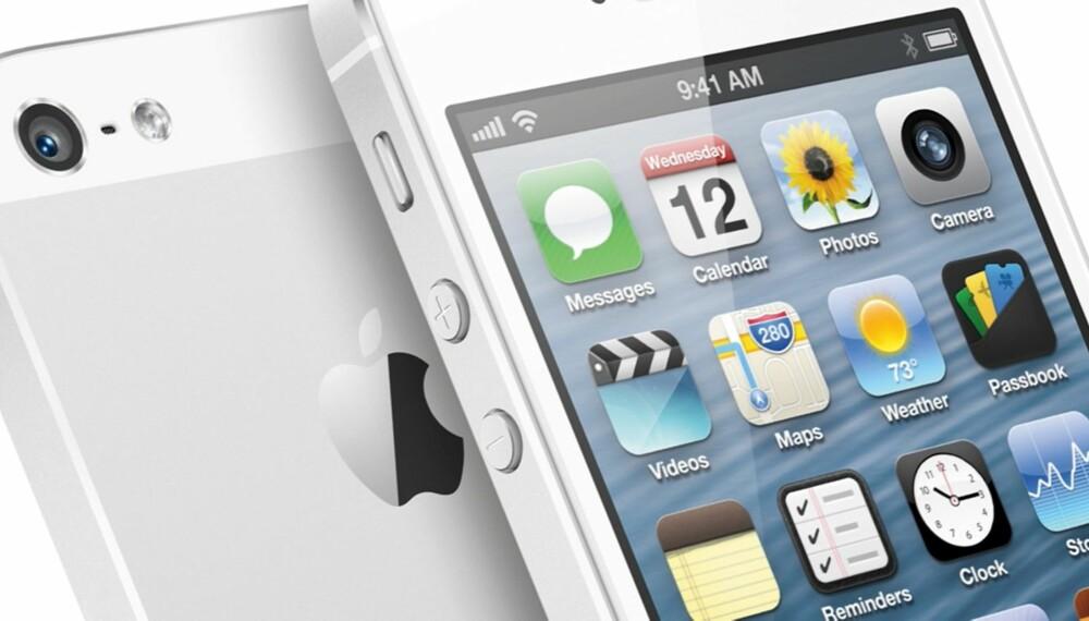 TEST: Vi har testet iPhone 5. En bra mobil som frir til Apples egen menighet.