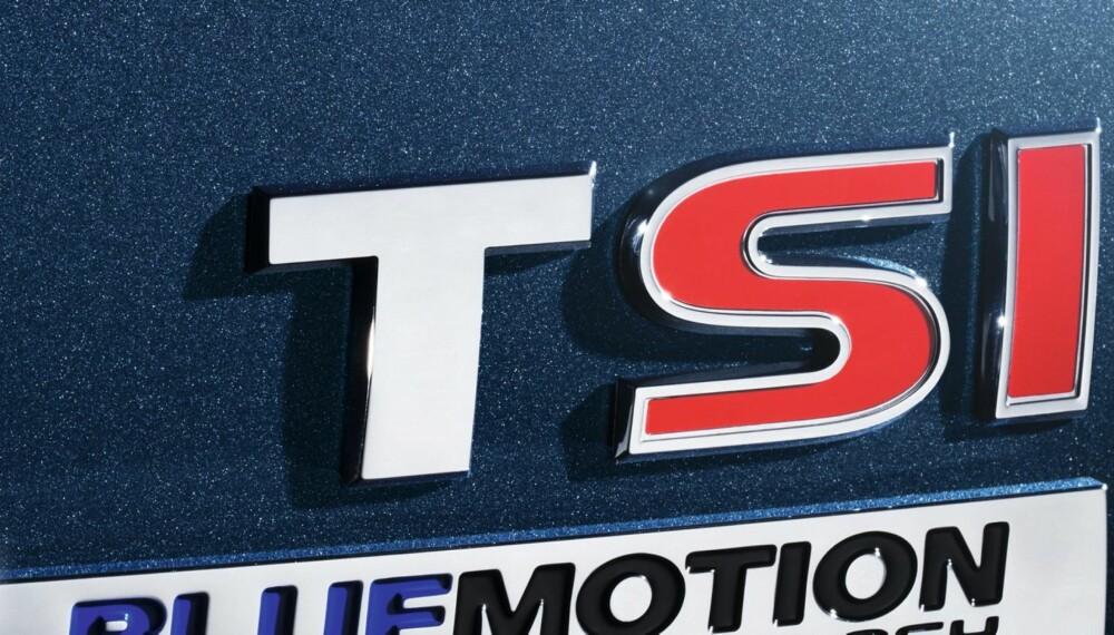 DE MESTE INTERESSANTE: Etter vår mening er de to 1,4-liters bensinmotorene på 122 eller 140 hk de mest interessante Golf-modellene per januar 2013. Tett fulgt av den firehjulsdrevne 1,6 TDI 4Motion. FOTO: Petter Handeland