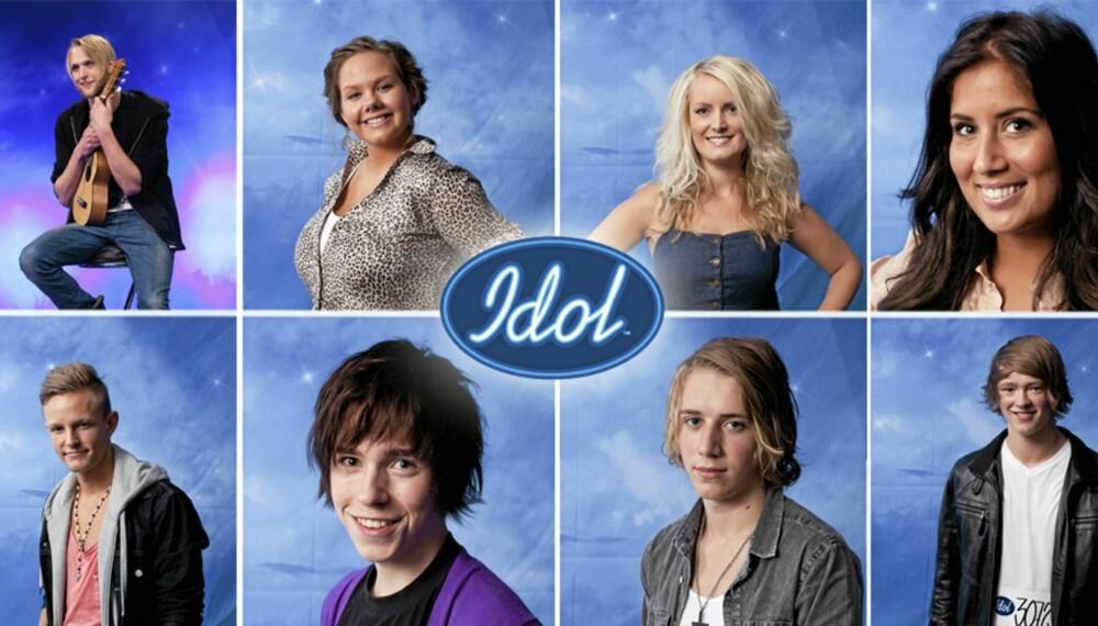 I kveld er det duket for andre semifinale i årets Idol. Hvem tror du går videre?