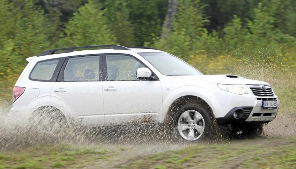 Bildet: Subaru Forester