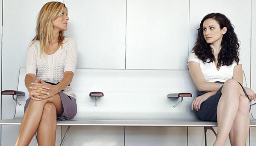 HVA ER DET HUN HAR PÅ SEG? Vi kvinner bruker mye tid og energi på å sjekke ut hva andre kvinner har på seg og hvordan de ser ut.
