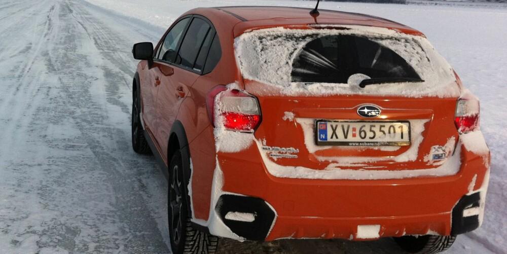 Subaru XV. FOTO: Martin Jansen