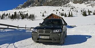 BMW X3. FOTO: Martin Jansen