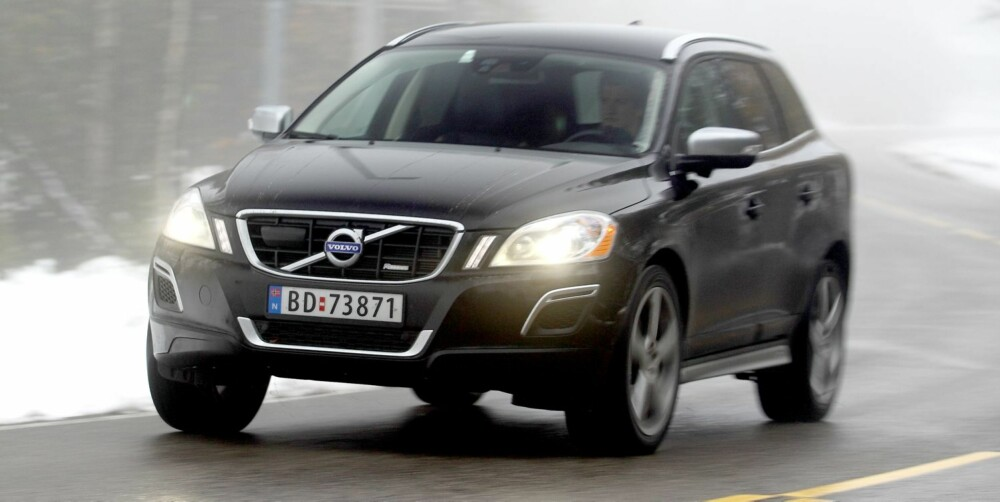 Volvo XC60. FOTO: Egil Nordlien, HM Foto