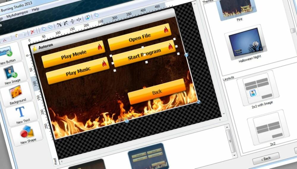 FÅ GRATIS PROGRAMVARE: I samarbeid med Ashampoo kan HjemmePC tilby deg en gratisversjon av Ashampoo Burning Studio 2013.