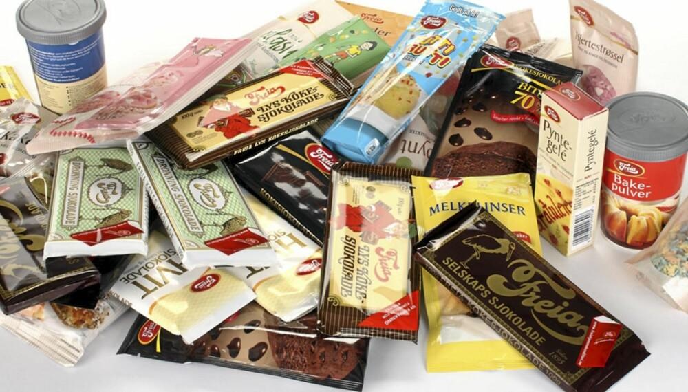 SEND INN OPPSKRIFT: Send inn din beste lanpannesjokoladekakeoppskrift, så sender vi deg alt dette i posten!
