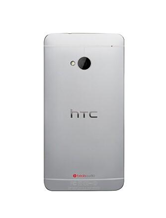 LAVOPPLØST: HTC har valgt en utradisjonell løsning og har senket oppløsningen på kameraet for å forbedre lysfølsomheten. Og det funker.
