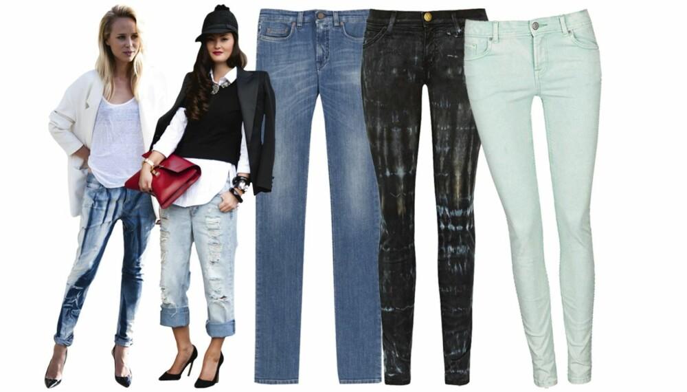 44ca609e Jeans er et plagg som aldri går av moten! Her er våre favoritter for  sesongen