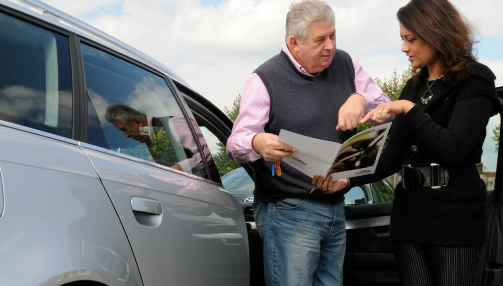 KRANGEL: Forbrukertvistutvalget behandlet i fjor rekordmange saker. I all hovedsak dreier klagesakene seg om kjøp av bil fra privat selger. FOTO: Russ Witherington