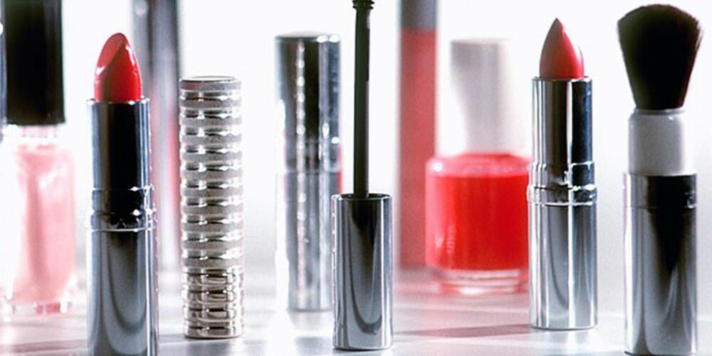 SKUMMELT: Mange kosmetikkprodukter inneholder alt fra aluminium, syntetiske fargestoffer og parabener, til svært giftige miljøgifter som sølv og siloksan.