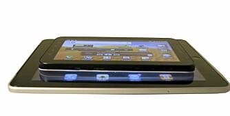 iPad vs. Galaxy Tab.