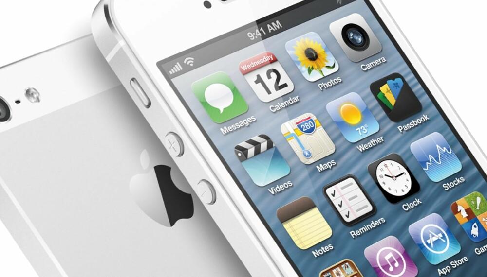 IKKE WOW: Nye iPhone 5 vil nok selge i bøtter og spann, men noen mobilrevolusjon er det ikke, skriver redaktør i HjemmePC, Hallvard Lunde, i denne kommentaren.
