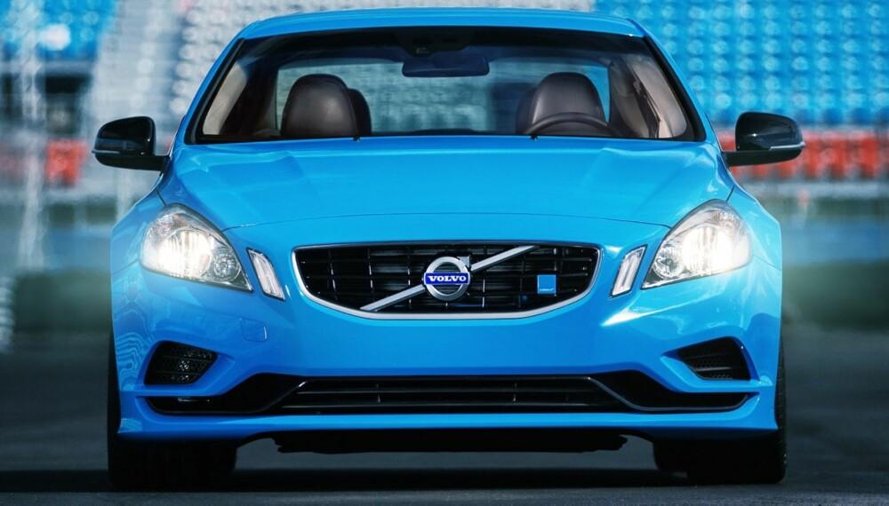 NO GUBBE: Volvo-spesialisten Polestar har frisert S60 fullstendig for alt som finnes av gubbete toner. FOTO: Polestar