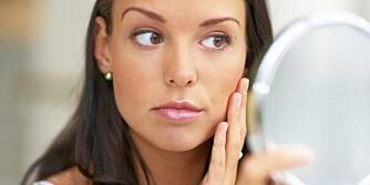 HÅRVEKST: Mange kvinner har dårlig selvtillit på grunn av ansiktshår.
