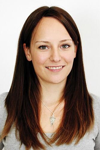 BIOLOG: Susanna Lybæk er utdannet biolog, og jobber nå som vitenskapelig rådgiver i Dyrevernalliansen.