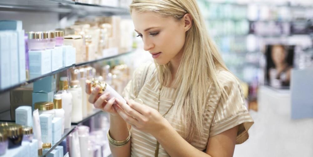 LETTERE Å VELGE DYREVENNLIGE PRODUKTER: For at du som forbruker skal kunne finne frem i jungelen av kosmetiske produkter, har Dyrevernalliansen laget det de kaller «en rød»- og «en grønn liste».