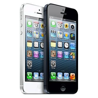 SPESIELL: iPhone er litt spesiell i forhold til 4G og trenger egne tilpasninger i mobilnettet. Derfor har iPhone 5 brukere i øyeblikket mye dårligere 4G-dekning enn konkurrentene.