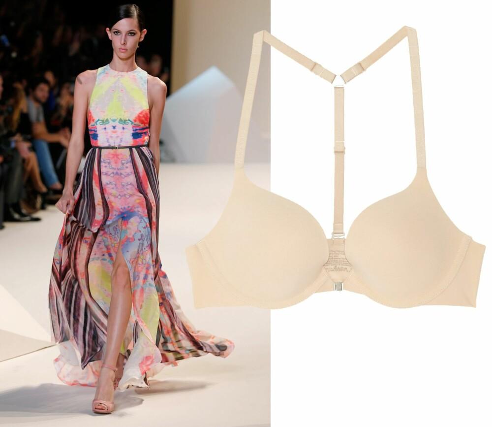 MULTIFUNKSJONELL: Bh fra Calvin Klein, kr 399.