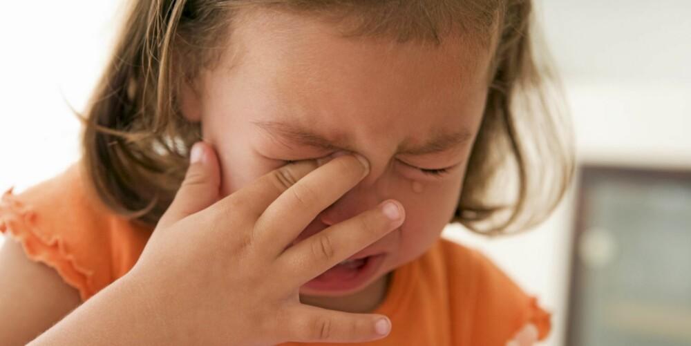 GI ROS: Fokuser på det positive, og gi ros når barnet er rolig. Slik kan du unngå at han skriker igjen for å få oppmerksomhet.