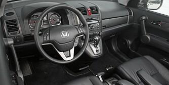 Øyer 10022010 Honda CR-V