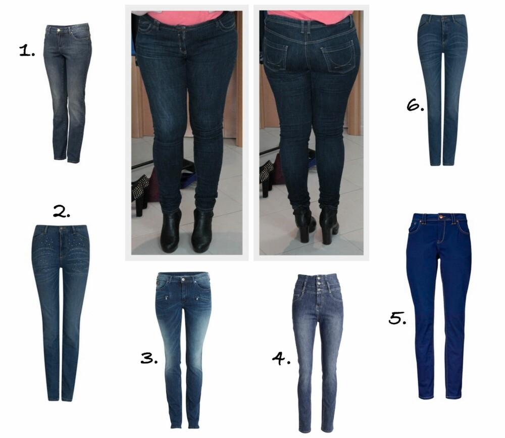 b366088c Blå Jeans fra Kappahl XLNT str. 44-54 (kr