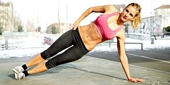 HARDHAUSTRENING: Hvor mange av treningsmålene i denne artikkelen klarer du å nå?