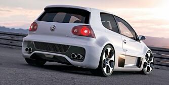 WÖRTHERSEE: VW Golf GTI W12 med 650 hk. FOTO. VW