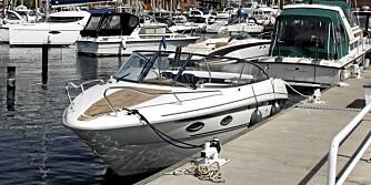 FÅ IGJEN: Av de 1329 båtmotorene som ble stjålet i fjor ble kun 168 funnet igjen.