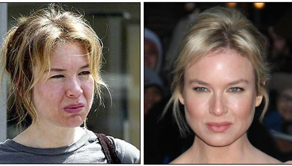 UHELDIG: Det er ikke alltid et bilde viser deg nøyaktig hvordan du ser ut.