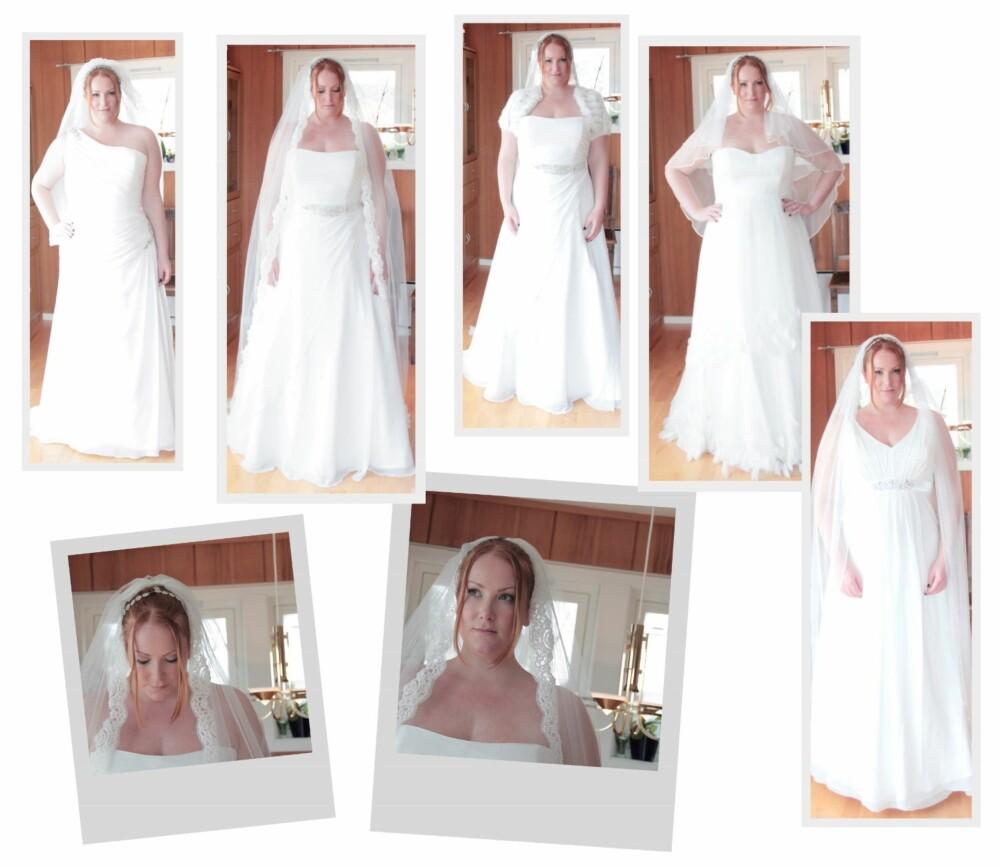 cfdcaffc4271 FORMSYDD MED TUBE  Selv om mange vil skjule armene under bryllupet