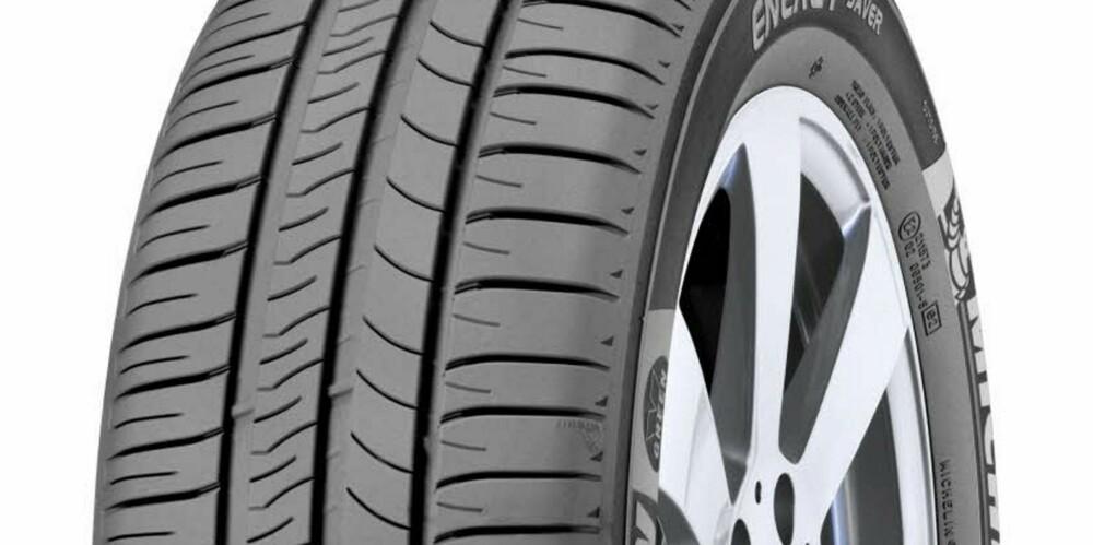 RULLEMOTSTAND: Ifølge dekkprodusenten Michelin står dekkenes rullemotstand for 20 prosent av bilens drivstofforbruk. FOTO: Michelin