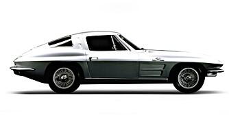 1963¿1967 C2: Andre generasjon, og den første som het Stingray.