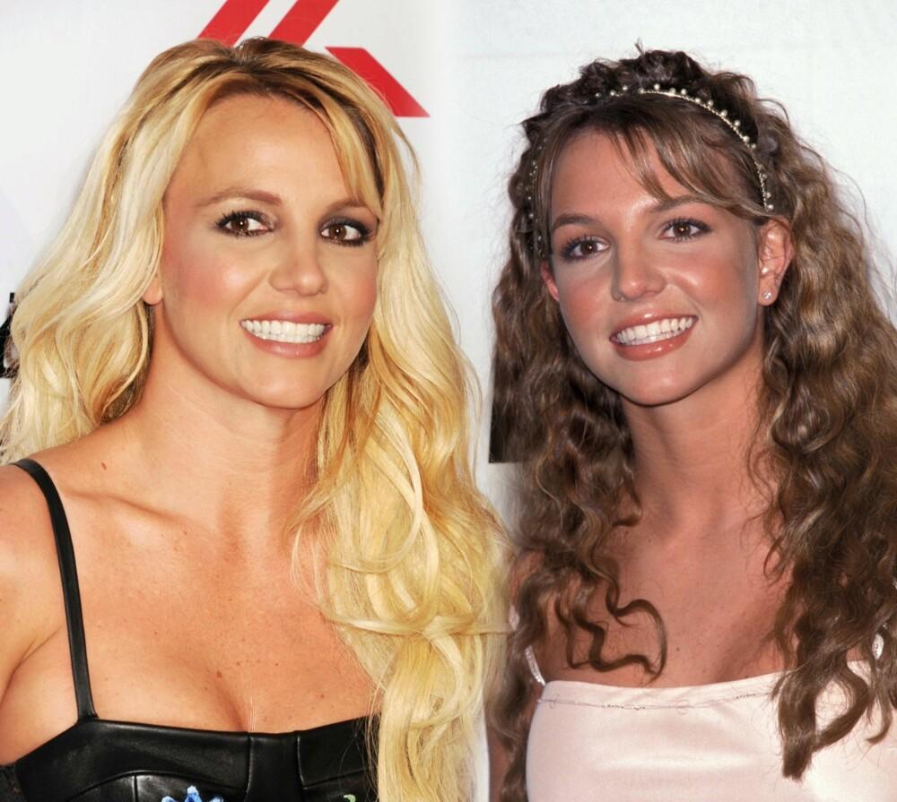 """BRITNEY SPEARS: Jo, Britney Spears har gjennomgått litt av en forvandling siden hun invaderte hodene våre med superhiten """"Hit me baby one more time"""" i 1998."""