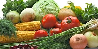 Økologisk mat har en egen piff, en tydeligere smak enn konvensjonelt dyrket mat.