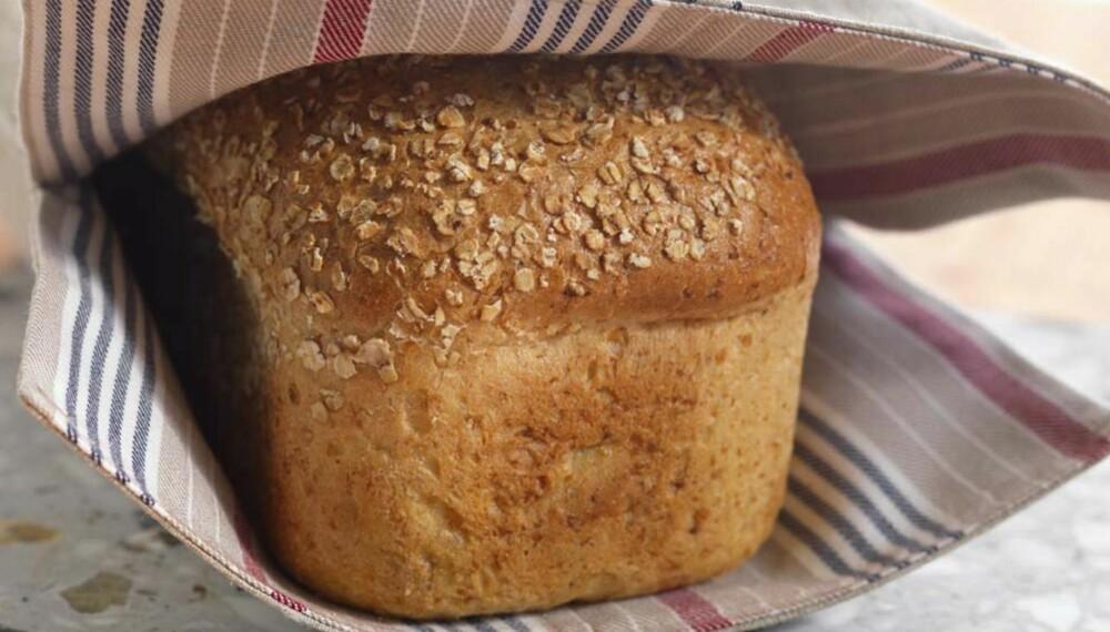 Brød er og blir en del av kostholdet vårt, uansett hvor mye medfart det får i mediene. Foto: Brodogkorn.no/Studie Dreyer Hensley