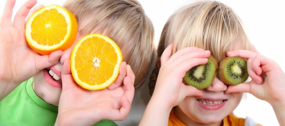 Ferdig oppskåret frukt er alltid populært. Foto: Colourbox.no