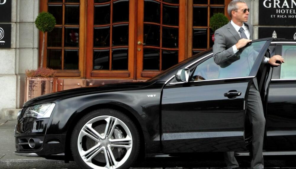ALFAHANN: Ifølge den engelske datingtjenesten IllicitEncounters.com er Audi-eierne oftest utro. ILLUSTRASJONSFOTO: Egil Nordlien, HM Foto