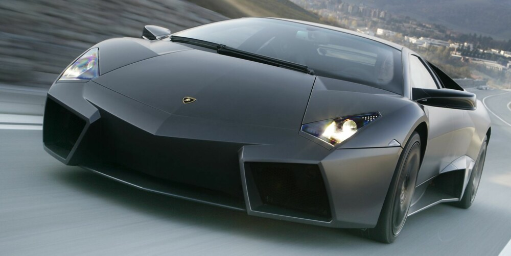 JAGER: Lamborghini Reventon. FOTO: Produsent