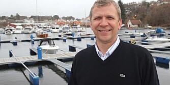 INNSTILLING: Utfordringen lgger mye i folks innstilling til nedbør om sommeren, mener Åge Wee.