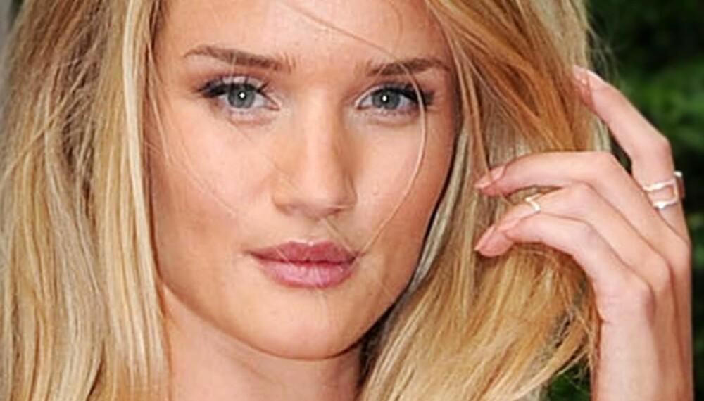 BLONDINE?.: Da bør du være obs på at den populære arganoljen kan misfarge håret ditt.
