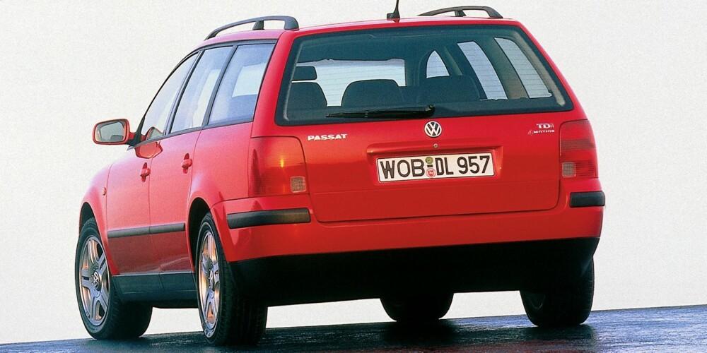 SJEKK NØYE: Forstilling, drivledd og dårlige bremseskiver nevnes som hyppige feilkilder. FOTO: Volkswagen