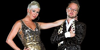 """SLUTT: Det er slutt på dansingen for populære Sigurd Sollien og hans makker Ingrid Beate Thompson i """"Skal vi danse""""."""