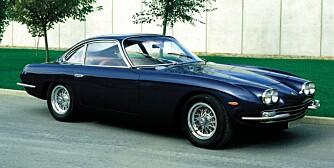 400 GT. FOTO: Lamborghini
