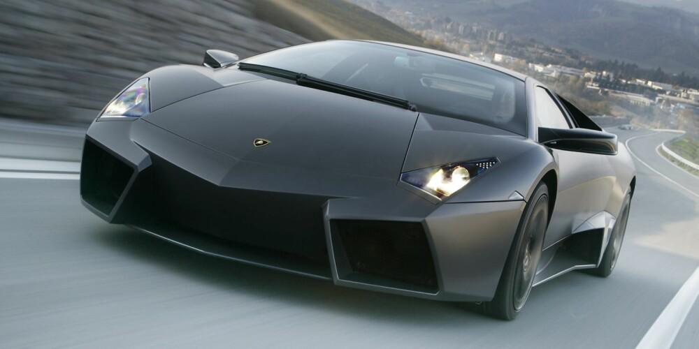Lamborhini Reventón. FOTO: Lamborghini